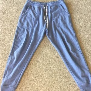 Mens urban outfitters baby blue sweatpants